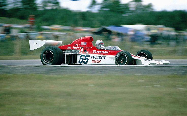 Mario Andretti Parnelli VPJ4 1974