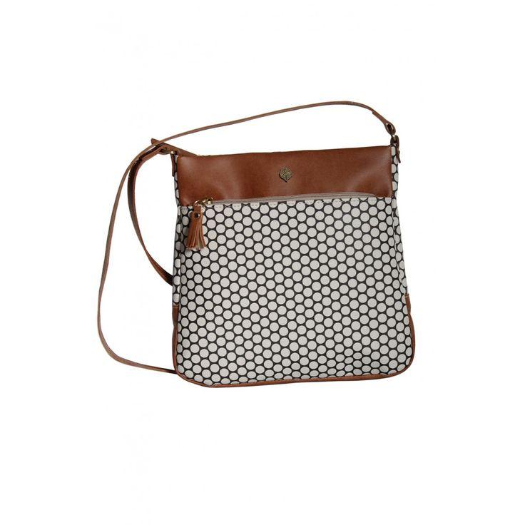 Γυναικεία Τσάντα (Women's Handbag ) THIROS D21-1028-PBeige