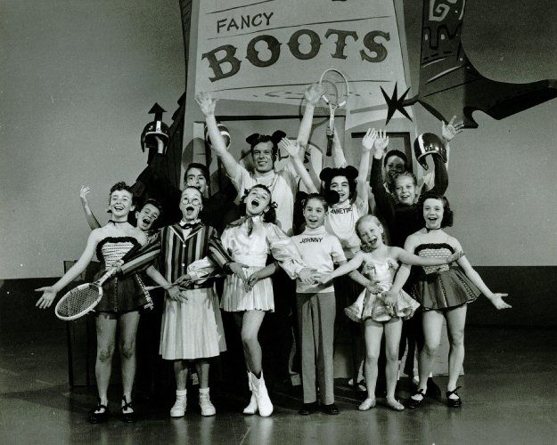 Jimmie Dodd and the Mouseketeers, The Mickey Mouse Club