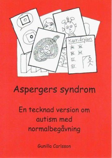 Kjøp Aspergers syndrom : en tecknad version om autism med normalbegåvning fra Tanum Tecknad faktabok som också kan läsas som en berättelse. 133 tecknade sidor och många fotnoter.  För alla som vill veta mer om vad det är som händer i hjärnan och i synnerhet för den som vill veta hur det kan vara att leva med syndromet, med och utan diagnos.