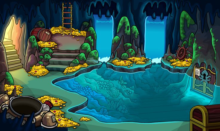 AstroCPPS - Club Penguin Private Server: Club Penguin: Rooms