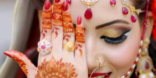 Easy And Simple Top Mehndi Designs For Bridal
