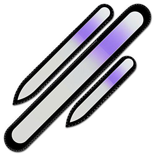 Set di 3 lima per unghie in vetro colorato in sacchetto d... https://www.amazon.it/dp/B01MXRPVJN/ref=cm_sw_r_pi_dp_x_N02EybWVT0KJ4