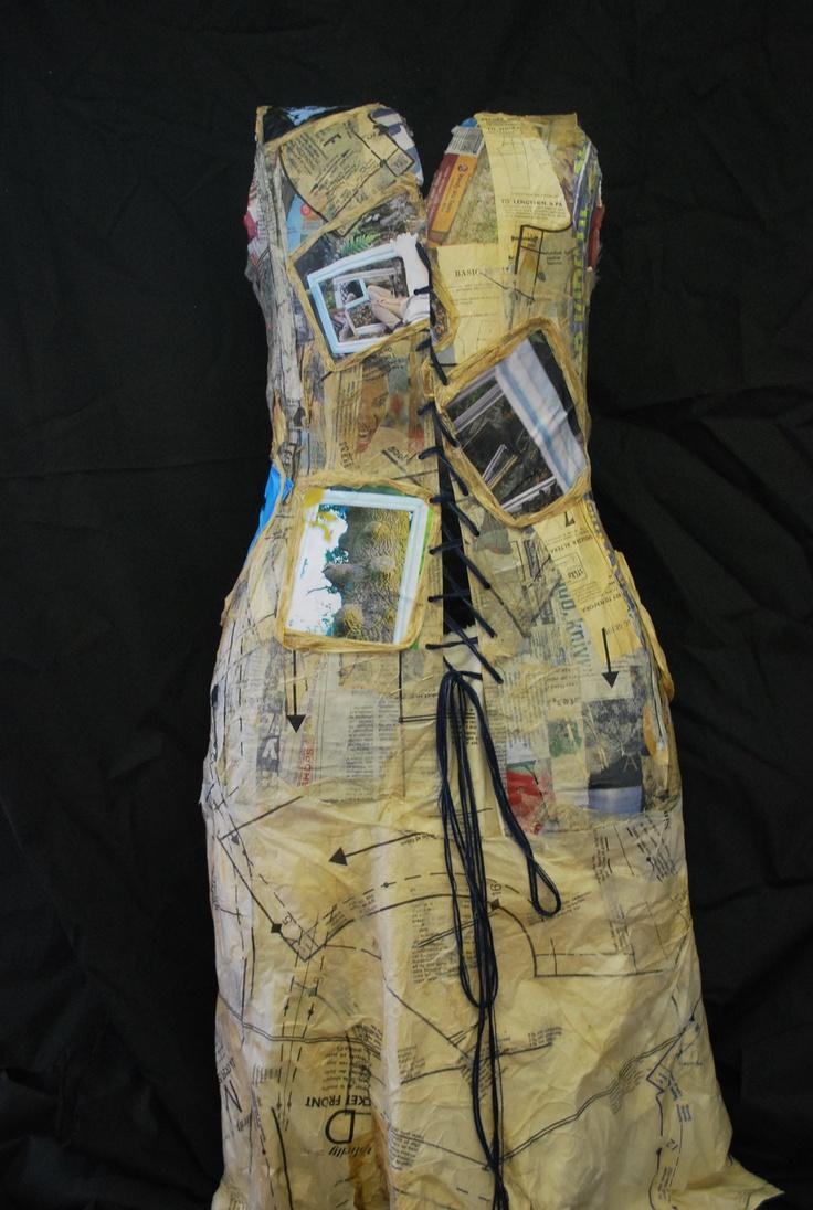 paper visible art