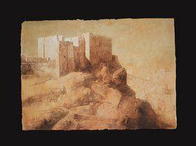 Pedro Cano - Lugares VI en Galería la Aurora