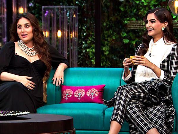 Promo 2: Kareena Kapoor and Sonam Kapoor grill Karan Johar on 'Koffee With Karan 5'