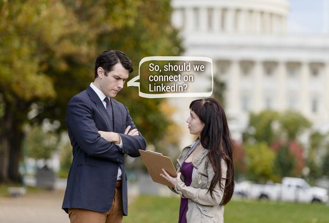 How to Talk About Your Job in Washington DC