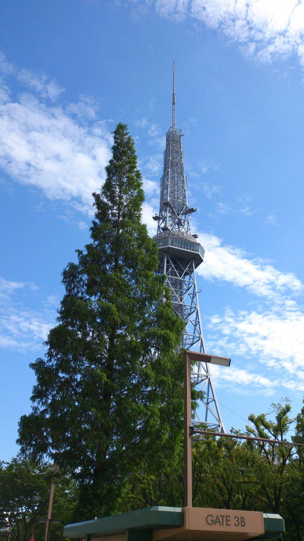 【Aichi Pref】TV tower