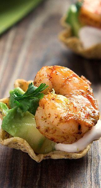 Shrimp Taco Bites #foodie #dan330 http://livedan330.com/2015/06/17/shrimp-taco-bites/