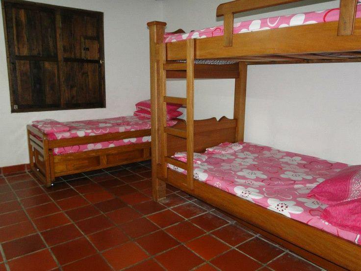 Habitación Finca Barbosa 042
