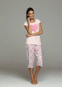 Piżama Fadia 32058 -03X 32060 -42X
