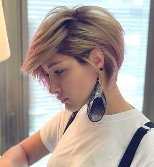 Einfache kurze Frisuren für hübsche Frauen