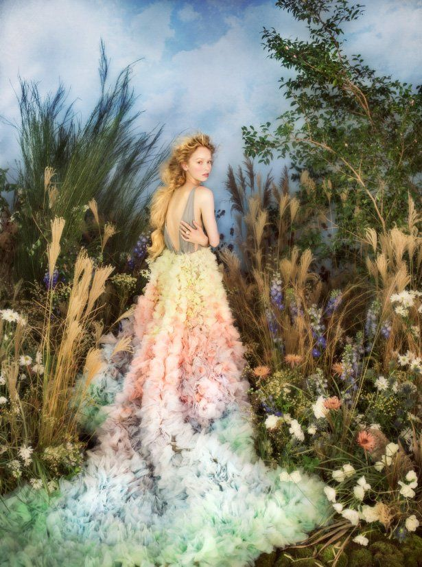 Step inside Cartier's Garden and a look at the dazzeling Étourdissant high jewelry collection inspired by the South of France