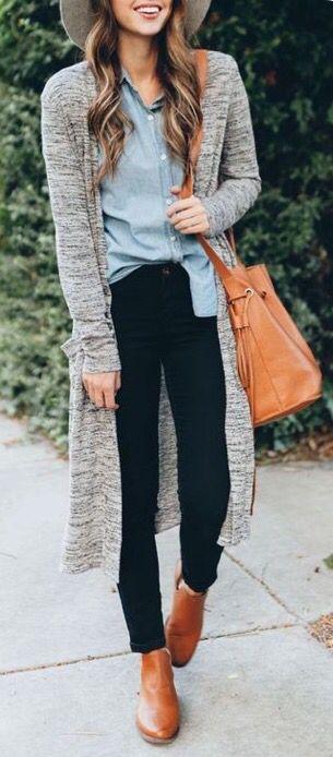 Best 25  Long black cardigan sweater ideas on Pinterest | Big ...