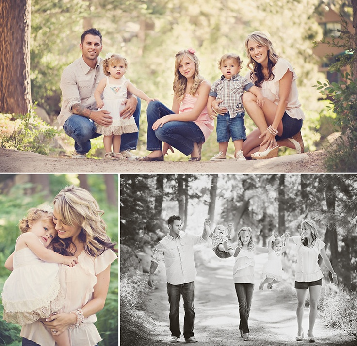 Love the posing, light, & especially the wardrobe in this session!