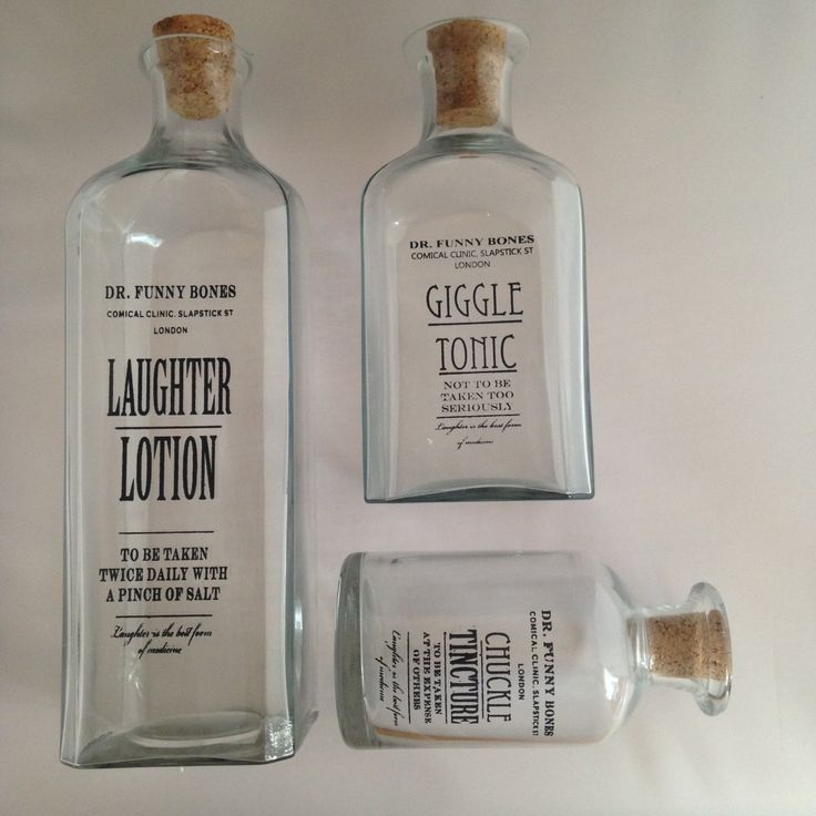 I love these giggle bottles just perfect for a Thrifty Home as they can be used again and again and great storage for handmade lotions and potions