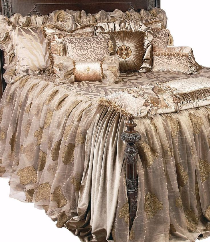 Angelique Luxury Bedding | Reilly-Chance Collection