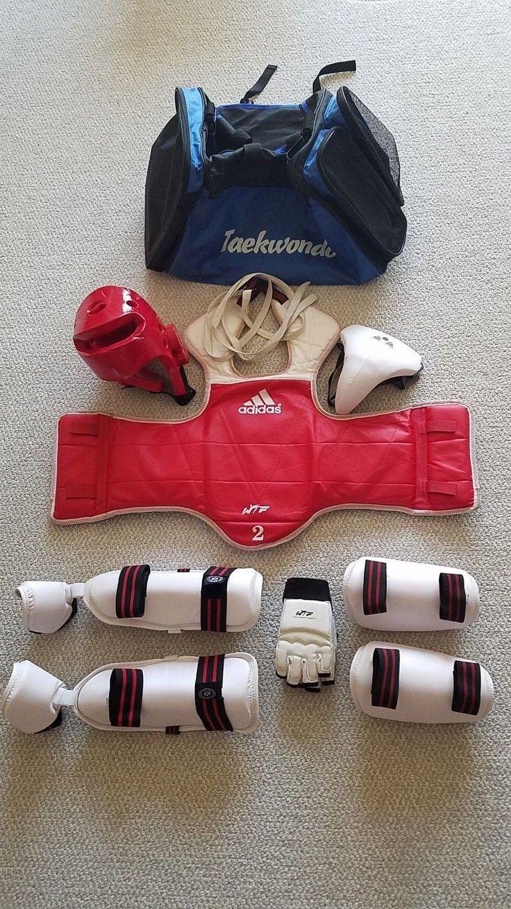 Taekwondo Sparring Gear Set For Kids