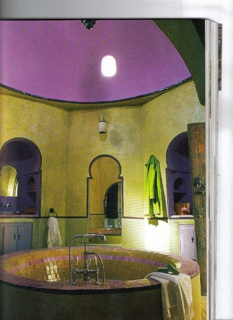 lovely purple green bathroom ideas | 29 best images about Color Combos To Love: Green and ...