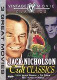 Jack Nicholson Cult Classics [DVD]