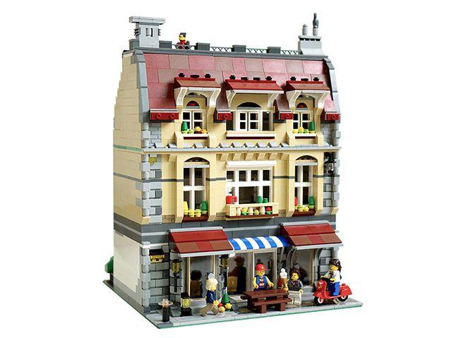 Hello. Introducing dream house modular. The following is a summary work. ■ Summary - Theme : Dream House Modular - Size : 255(W) X 345(H) X 255(D) - Brick : almost 2500 pc...