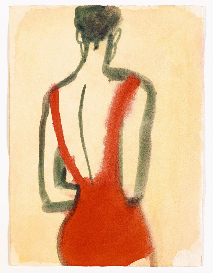 """Mats Gustafson, """"Bathing suit (Romeo Gigli),"""" 1989. Courtesy of the Mats Gustafson and Ram Publications"""