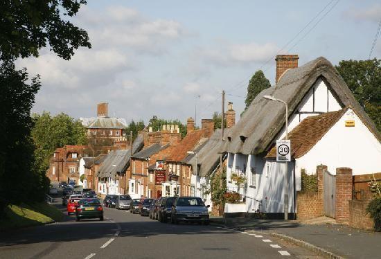 Winslow, Buckinghamshire.