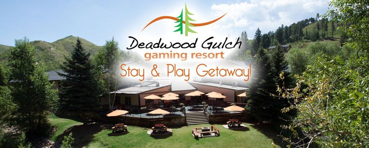 All-Inclusive Stay & Play Getaway at the Deadwood Gulch Gaming Resort!