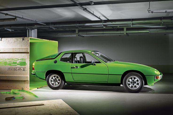 Porsche 924 '04.1976–85