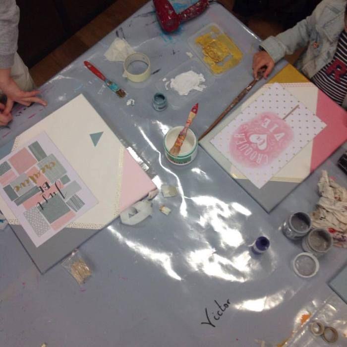 Atelier DIY - DécoAvenue - Cabinet de curiosités créatives