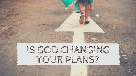 """""""Many are the plans in a person's heart, but it's the Lord's purpose that prevails."""" – Proverbs 19:21 If you would have asked me in college what my plans were, I…"""