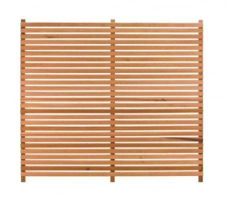 Gallery | Slatted Fence Panels | Contemporary Fencing