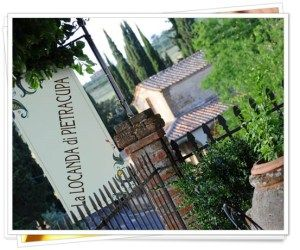Chianti holiday in Tuscany, La Locanda di Pietracupa