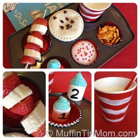 muffin tin meal