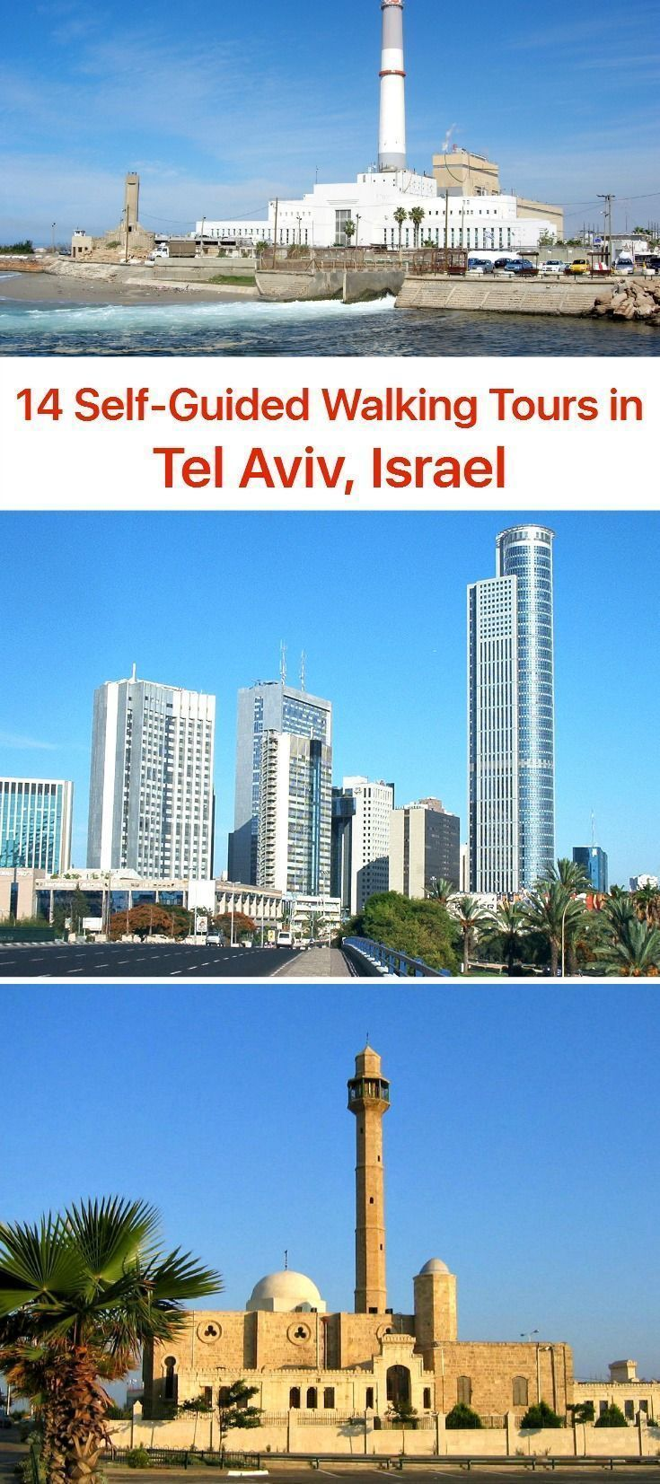 """Unlike Jerusalem that is all about religion, Tel Aviv – the capital of Israel – is all about """"earthly matters"""" and joys of life. Nicknamed """"the White City"""" for its architectural side dominated by 1930s Bauhaus buildings, Tel Aviv enjoys Mediterranean lifestyle manifested in numerous cafes, shops and restaurants lining the city's famous waterfront promenade."""