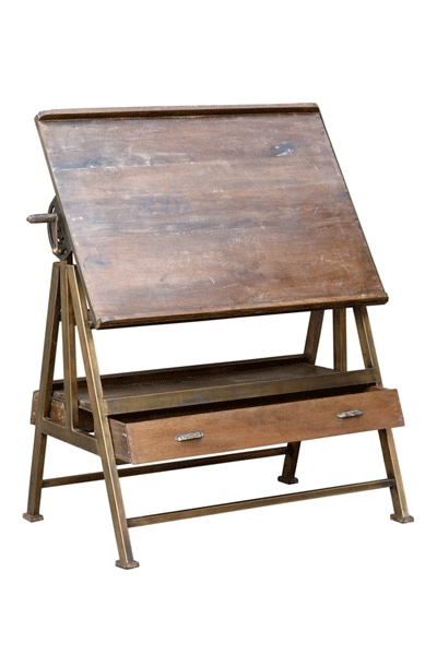 Just like my Grandads old drawing table