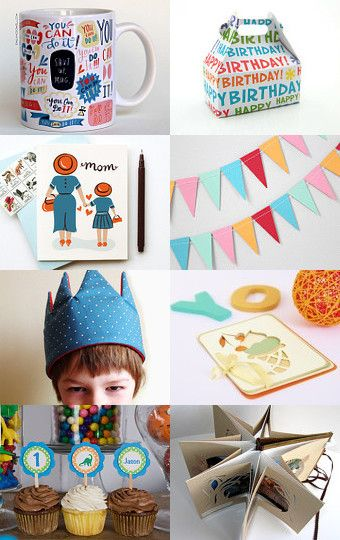 Happy Birthday! by macraMe on Etsy--Pinned with TreasuryPin.com