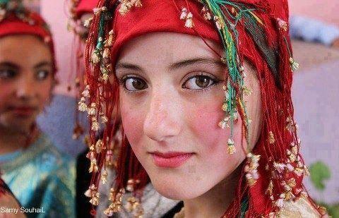 beautiful berber moroccan women  Moroccan girls beautiful -