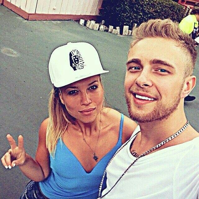 Chris Staydam and Anda Adam - Bucuresht City