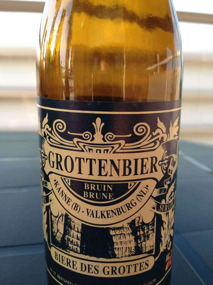 Grottenbier Bruin  Brewed by St. Bernardus Brouwerij Style: Abbey Dubbel Watou, Belgium