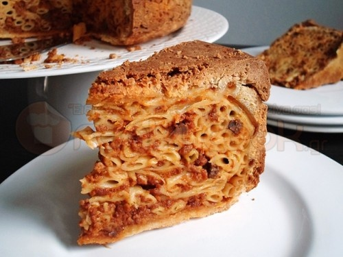 Βενετσιάνικο Παστίτσιο, Traditional Greek Pastitsio with Venetian influences!