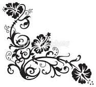 Image result for hawaiian flower drawing