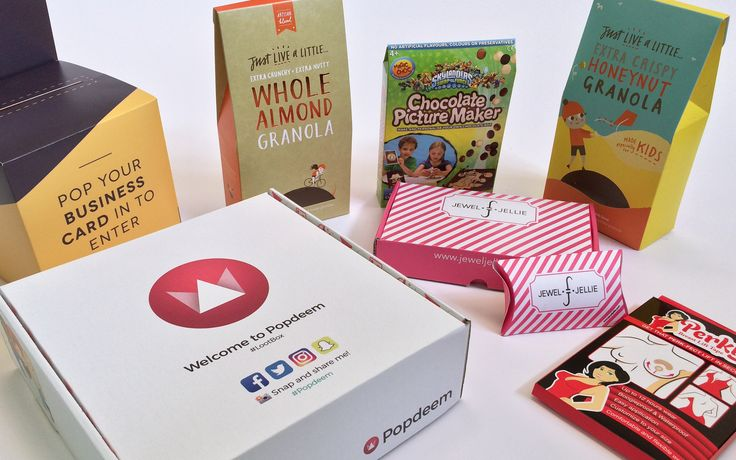 We offer a complete range of custom printed packaging including printed presentation boxes, postal boxes, product labels, retail boxes, cardboard displays and more. View pictures below for samples of our latest packaging work.   Visit http://www.printco.ie/packaging/index.html to see our full range of printed packaging.