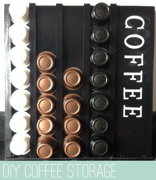 Best 25 Coffee Pod Storage Ideas On Pinterest Storing