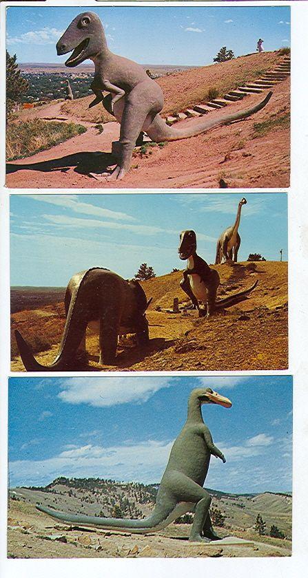 Dinosaur Park, Rapid City, South Dakota  2011