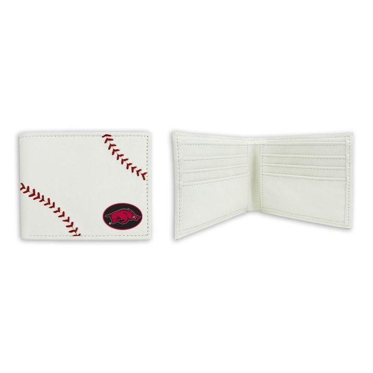 Arkansas Razorbacks Baseball Billfold