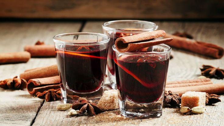 La ricetta del vin brulè