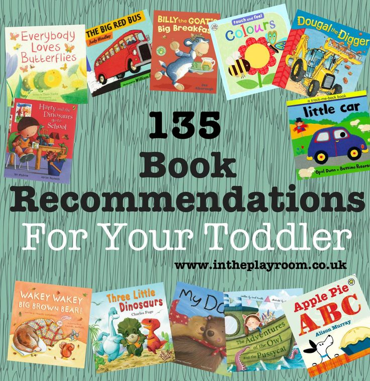Some great book recommendations for toddlers from @intheplayroom - check them out, some classics, and some you may not know, but should give a go!