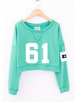 Exo Kpop Hoodies Women Casual Hoodies Exo Album Hanbai Short Thin Korean Printing Long Sleeved O-neck Pullovers Fashion