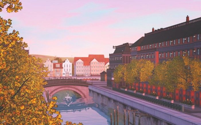 Dronningslund CAW world by FagerSims - Sims 3 Downloads CC Caboodle